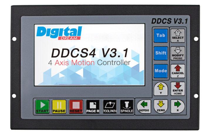 CNC Motion Controller DDCS V3.1