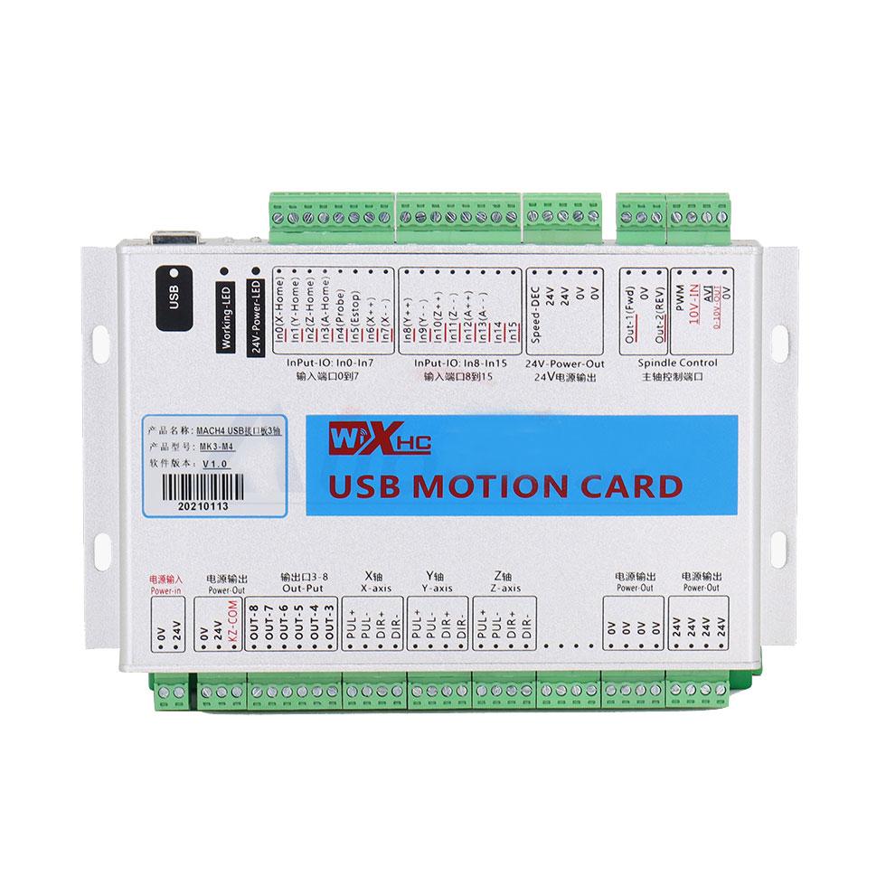 mach4 interface board