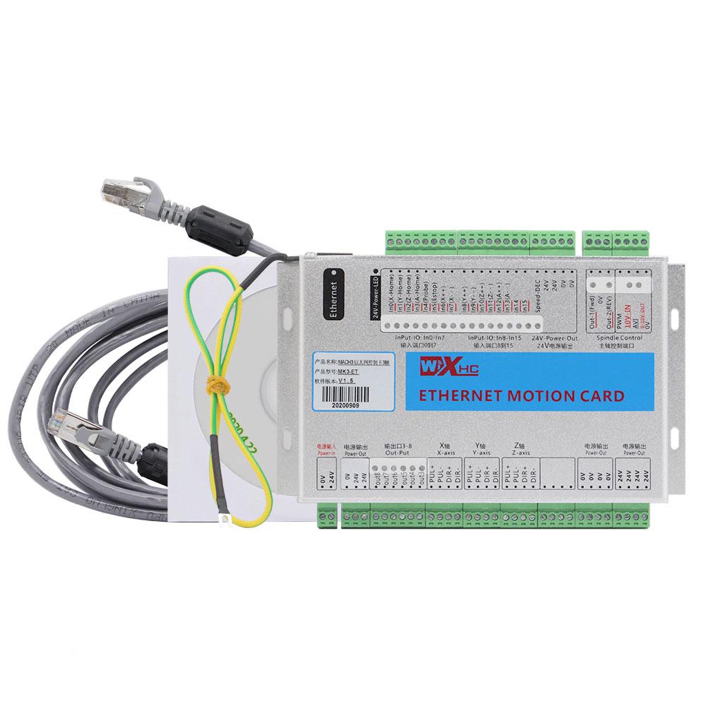xhc cnc ethernet controller