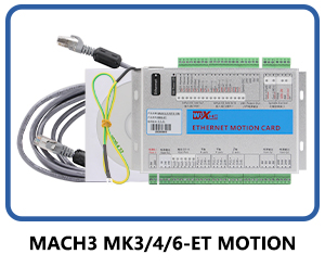 mach3 mk3/4/6-et motion